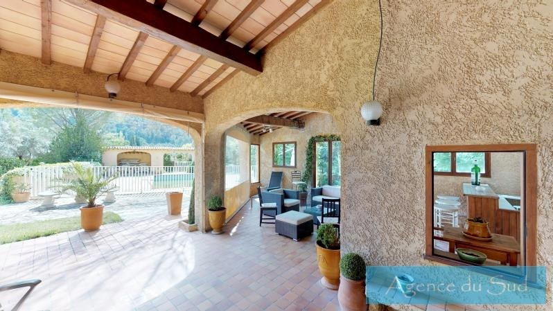 Vente de prestige maison / villa Gemenos 750000€ - Photo 2