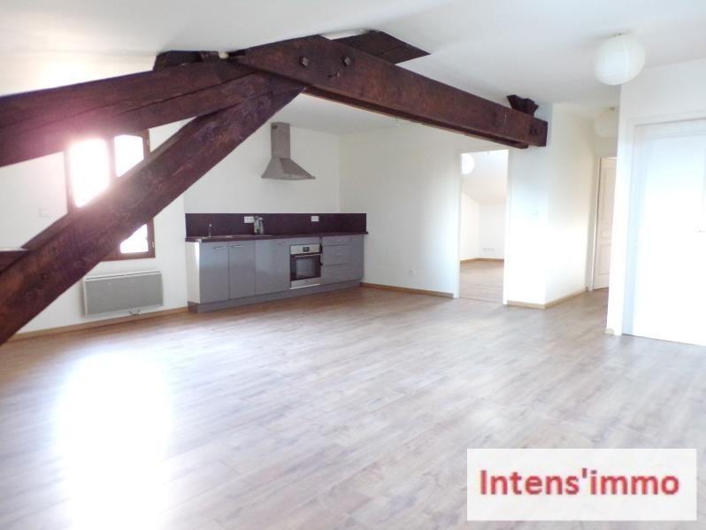 Rental apartment Romans sur isere 510€ CC - Picture 1