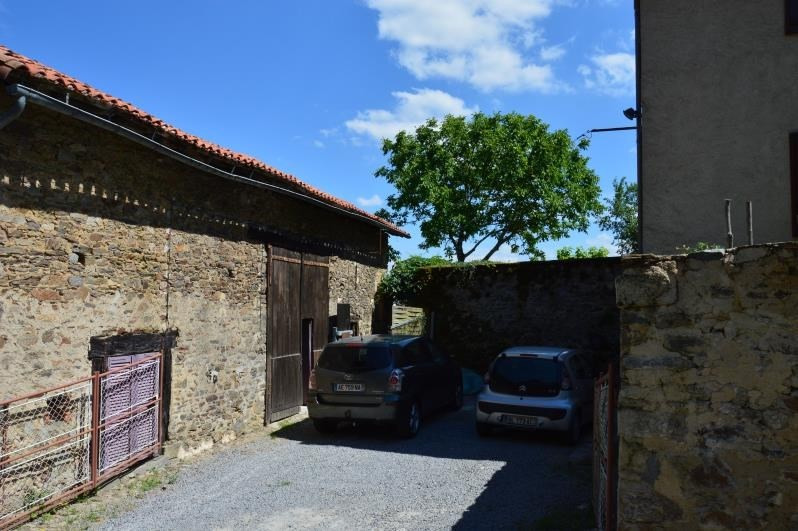 Vente maison / villa Chalus 179 900€ - Photo 4