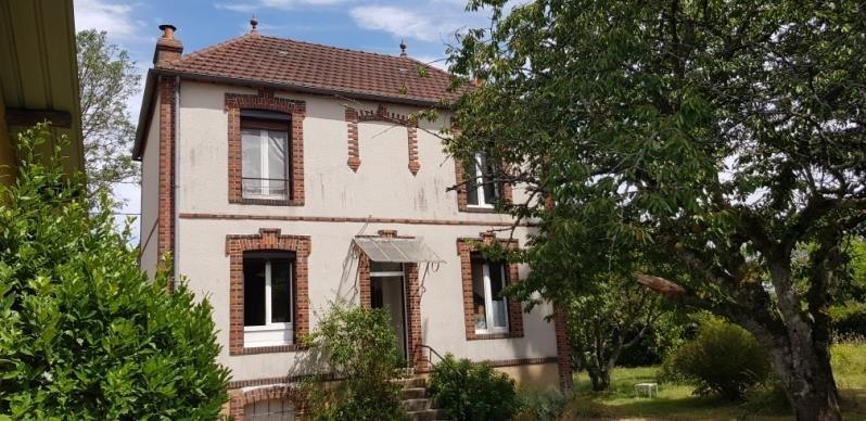 Sale house / villa Mezilles 86000€ - Picture 1