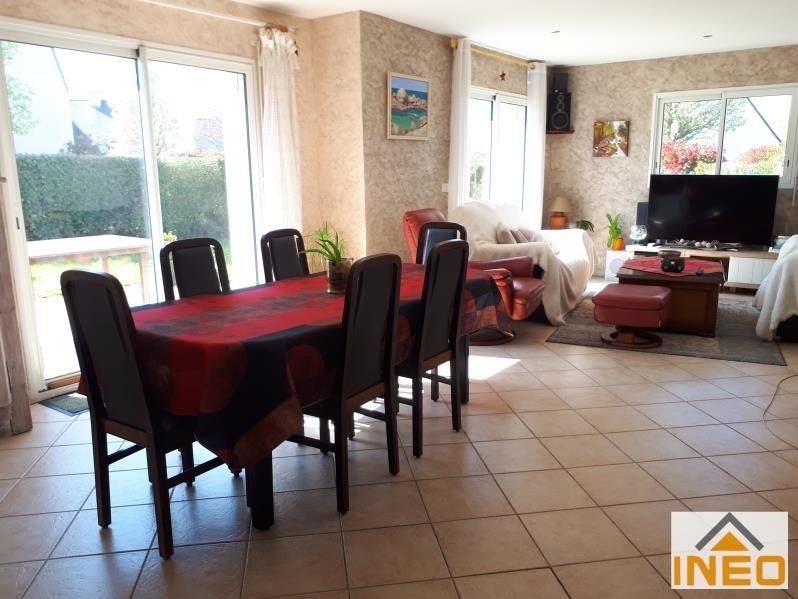 Vente maison / villa Pleumeleuc 299 800€ - Photo 4