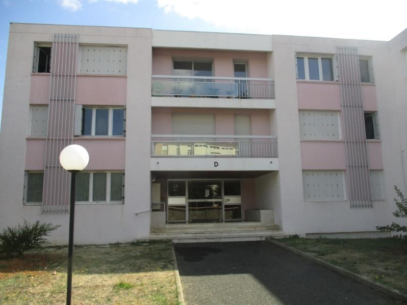 Vente appartement Niort 92 000€ - Photo 9