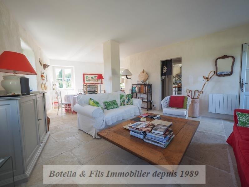 Vente de prestige maison / villa Uzes 548000€ - Photo 6