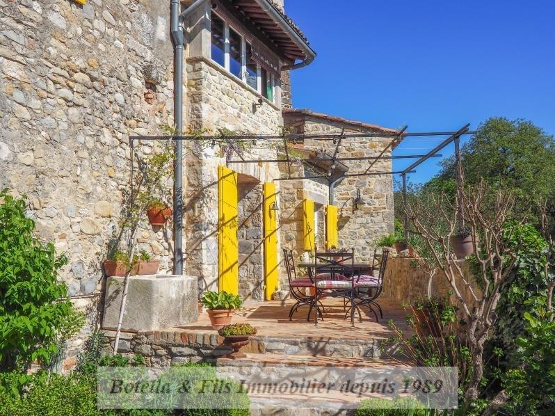 Immobile residenziali di prestigio casa Uzes 1100000€ - Fotografia 14