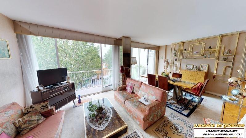 Sale apartment Boulogne billancourt 629000€ - Picture 2