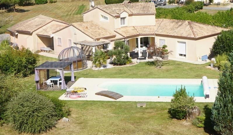 Sale house / villa St jean d'eyraud 394000€ - Picture 1