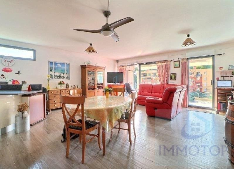 Vendita appartamento Menton 512000€ - Fotografia 2
