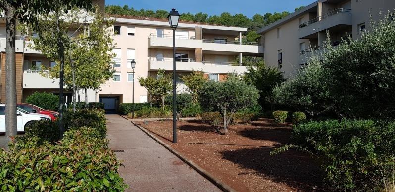 Sale apartment Le luc 116000€ - Picture 1