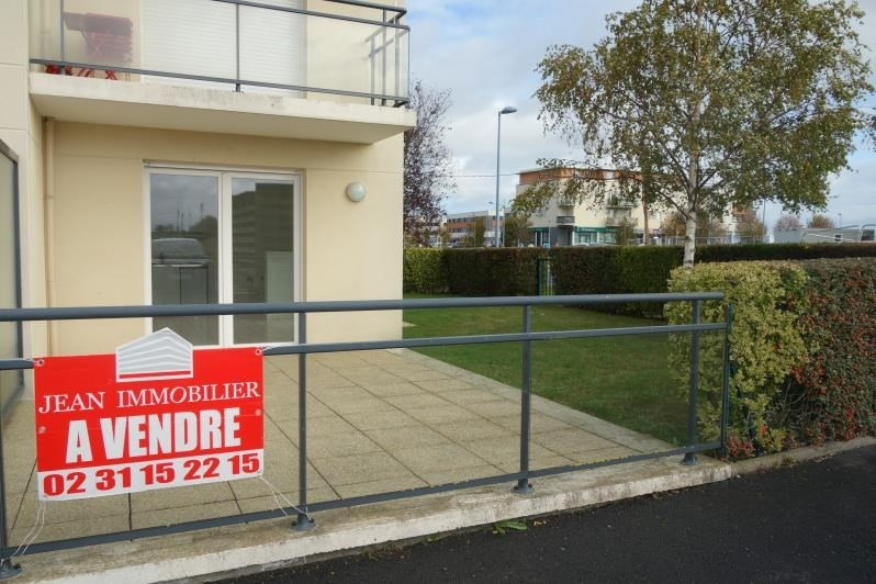 Vendita appartamento Caen 124200€ - Fotografia 1