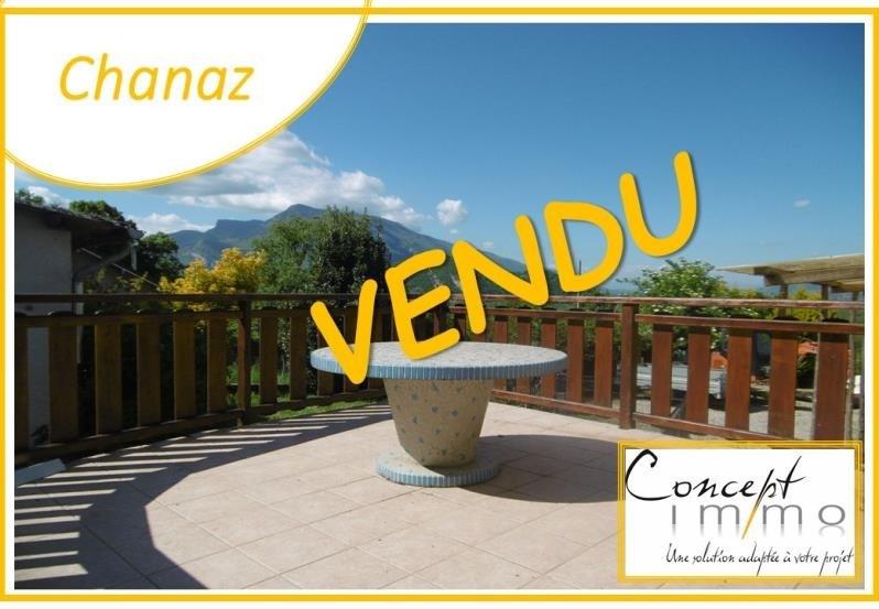 Sale house / villa Chanaz 136000€ - Picture 1