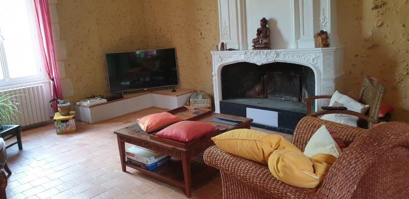 Sale house / villa St jean de la motte 280000€ - Picture 2