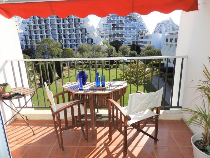 Affitto appartamento La grande motte 720€ CC - Fotografia 10