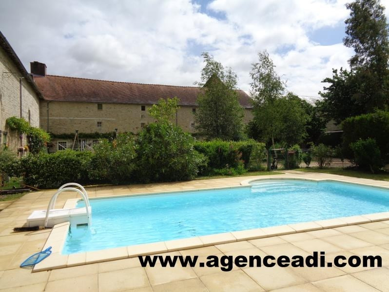 Vente maison / villa La mothe st heray 398 600€ - Photo 1
