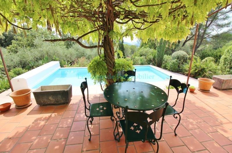 Vente de prestige maison / villa Le tignet 685000€ - Photo 4