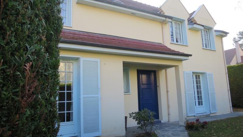 Revenda residencial de prestígio casa Louveciennes 1050000€ - Fotografia 1