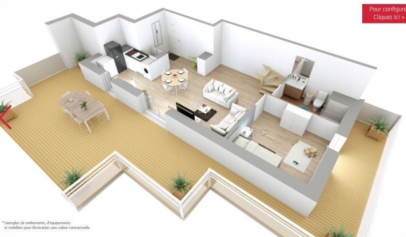 Revenda apartamento Villeneuve le roi 320000€ - Fotografia 1