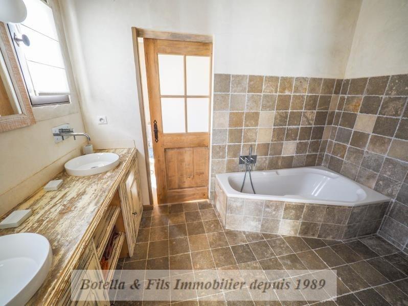 Verkoop van prestige  huis Uzes 729000€ - Foto 12
