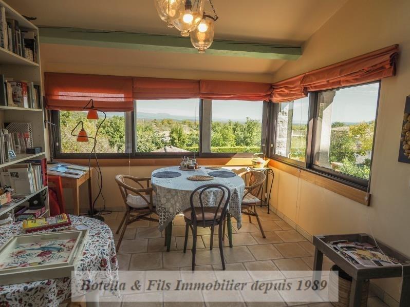 Immobile residenziali di prestigio casa Barjac 446000€ - Fotografia 10