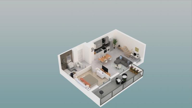 plan appartement duplex