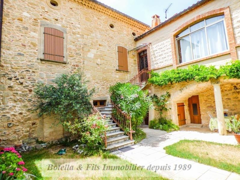 Vente maison / villa Uzes 426000€ - Photo 1