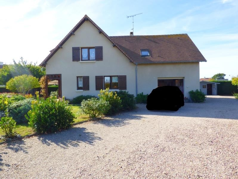 Revenda residencial de prestígio casa Villers sur mer 577000€ - Fotografia 1
