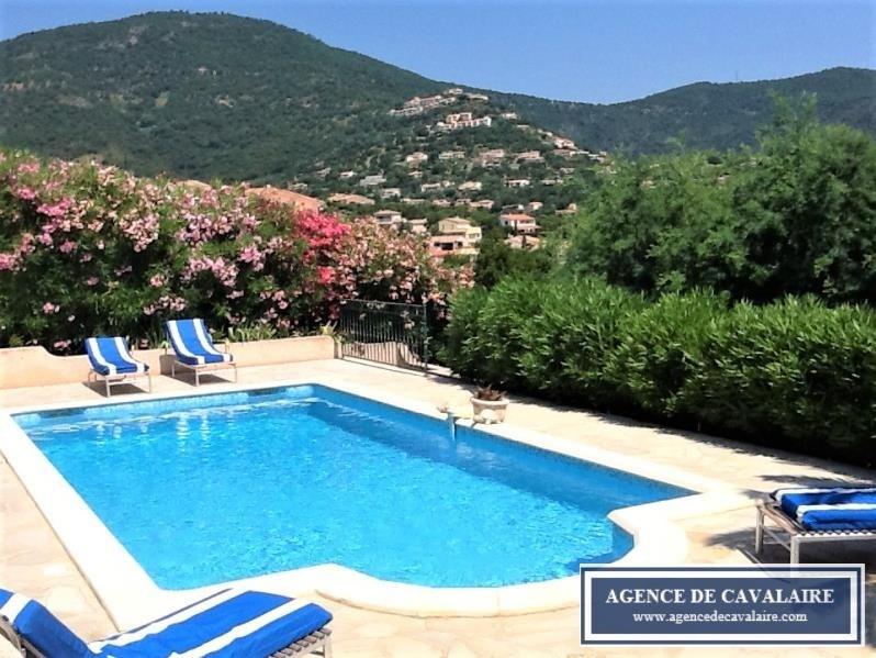 Deluxe sale house / villa Cavalaire sur mer 775000€ - Picture 1