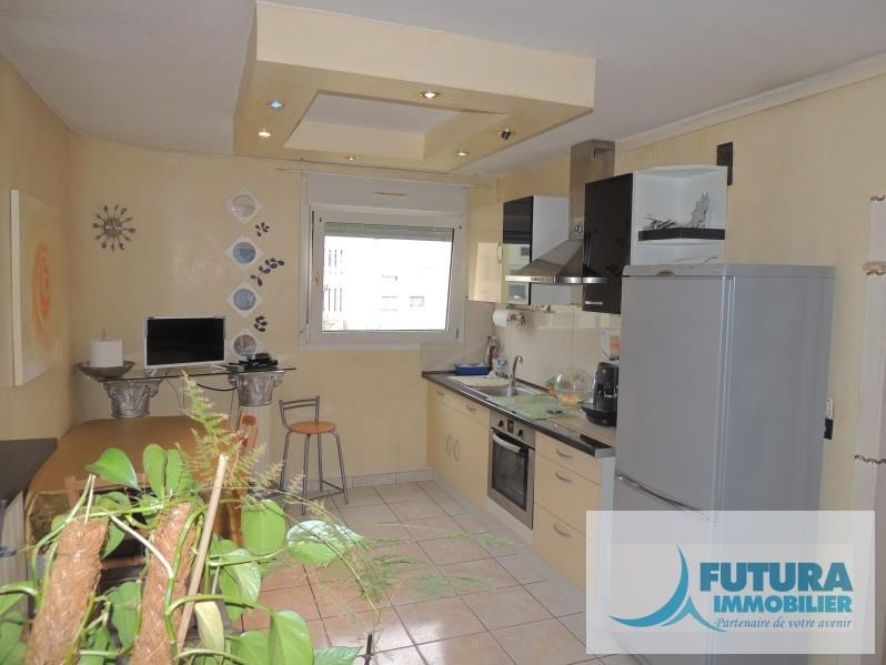 Sale apartment Forbach 88000€ - Picture 1