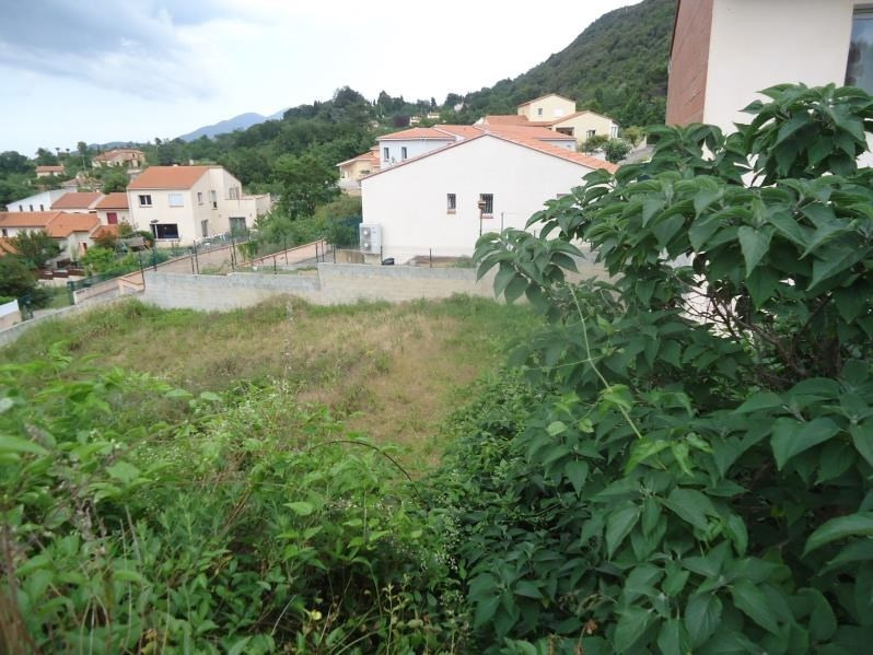 Vente terrain Ceret 121 000€ - Photo 1