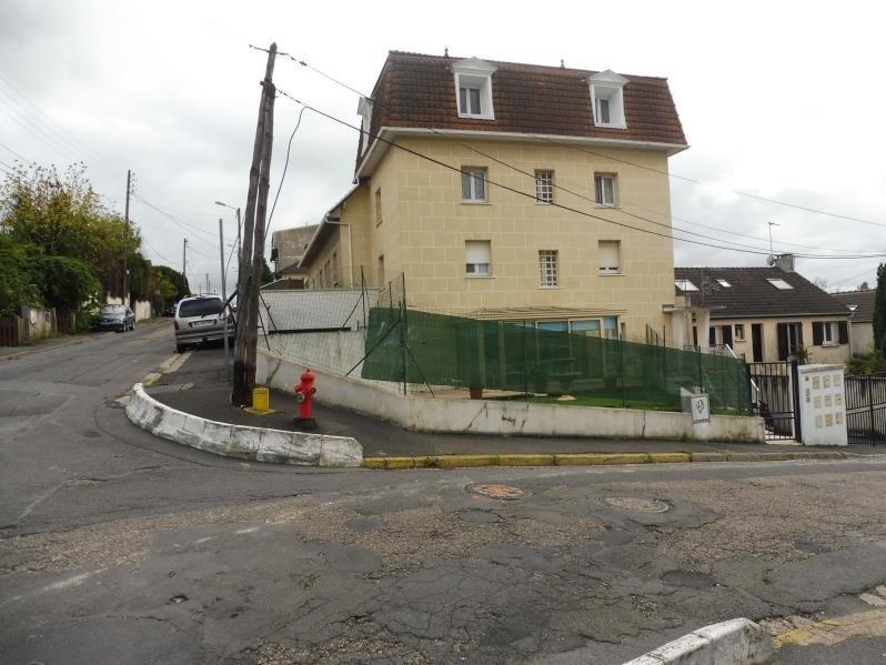 Sale apartment Sarcelles 151000€ - Picture 1