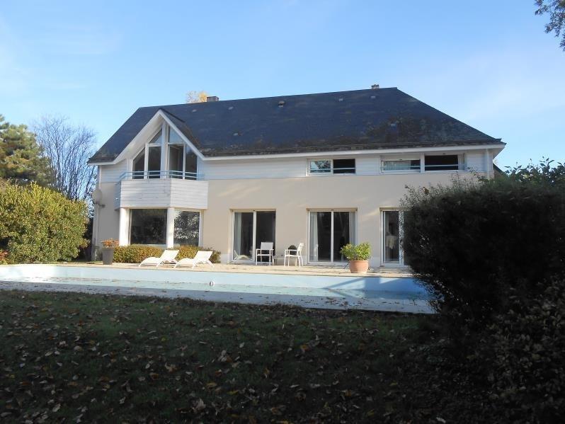Vente maison / villa Manneville sur risle 430000€ - Photo 1