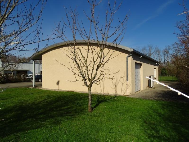 Locação escritório Marlieux 1050€ HT/HC - Fotografia 3