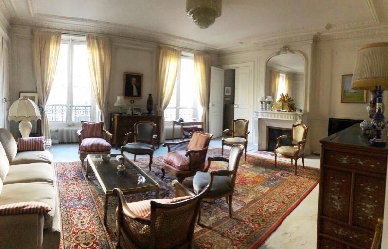 Vente de prestige appartement Paris 8ème 2200000€ - Photo 1