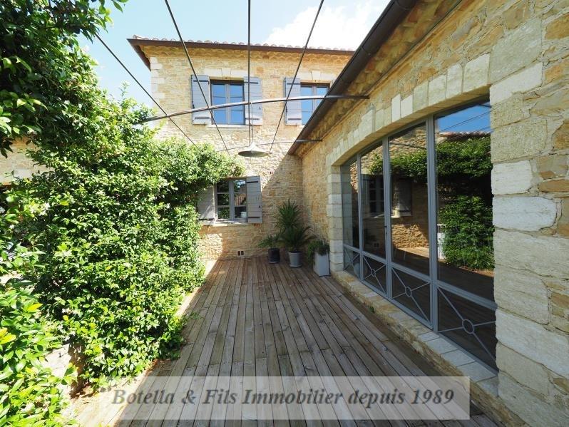 Verkoop van prestige  huis Uzes 890000€ - Foto 4