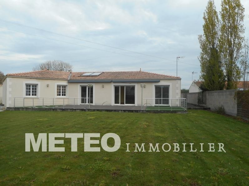 Vente maison / villa Nalliers 259 000€ - Photo 1