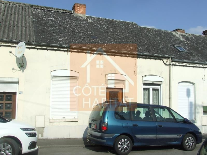 Investment property house / villa Aulnoye aymeries 54 990€ - Picture 1