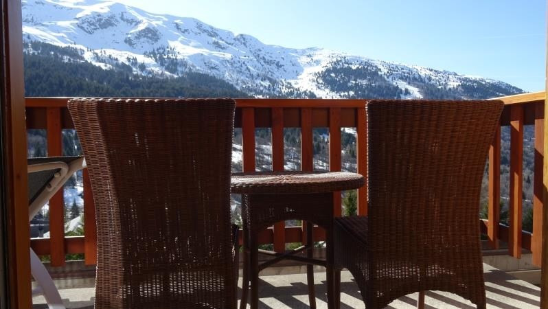 Sale apartment Meribel 320 000€ - Picture 1