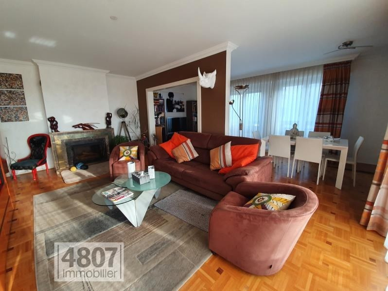 Vente appartement Ambilly 392 000€ - Photo 2