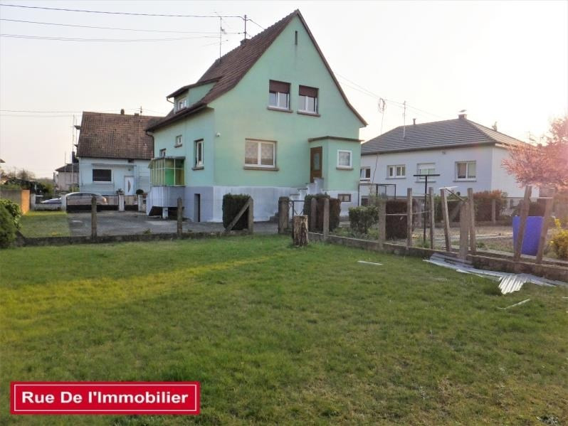 Sale house / villa Mertzwiller 170 400€ - Picture 1
