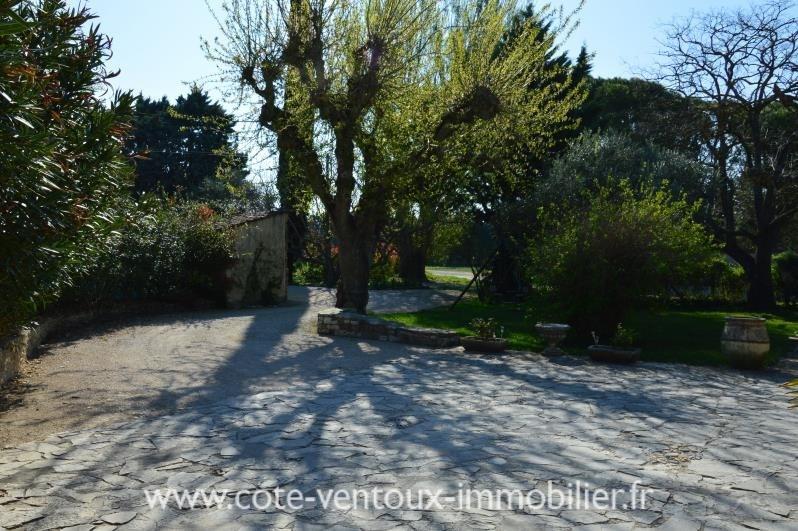 Vente de prestige maison / villa Monteux 945000€ - Photo 16