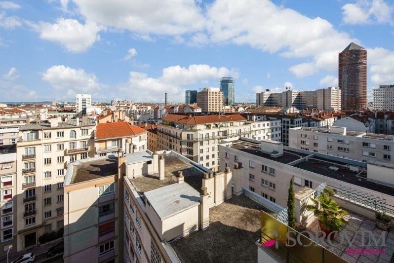Vente de prestige appartement Lyon 6ème 1150000€ - Photo 2