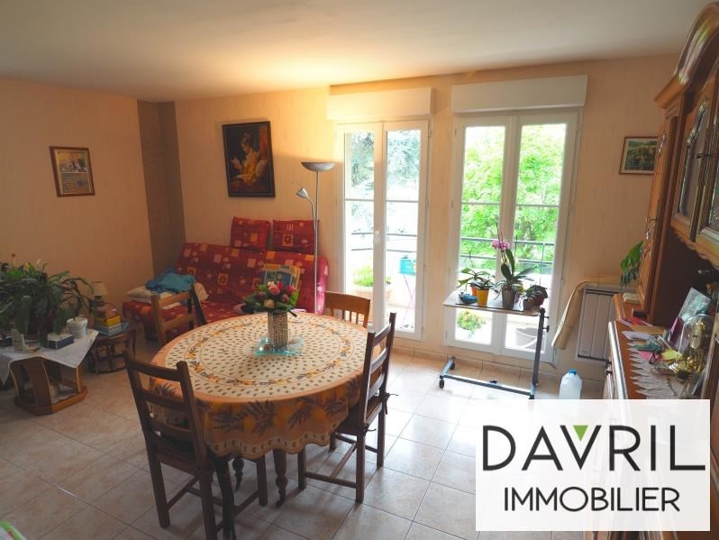 Vente appartement Carrieres sous poissy 159900€ - Photo 2