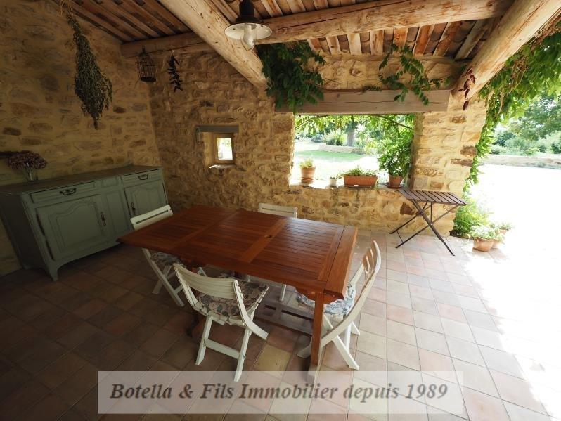 Verkoop van prestige  huis Goudargues 556000€ - Foto 10