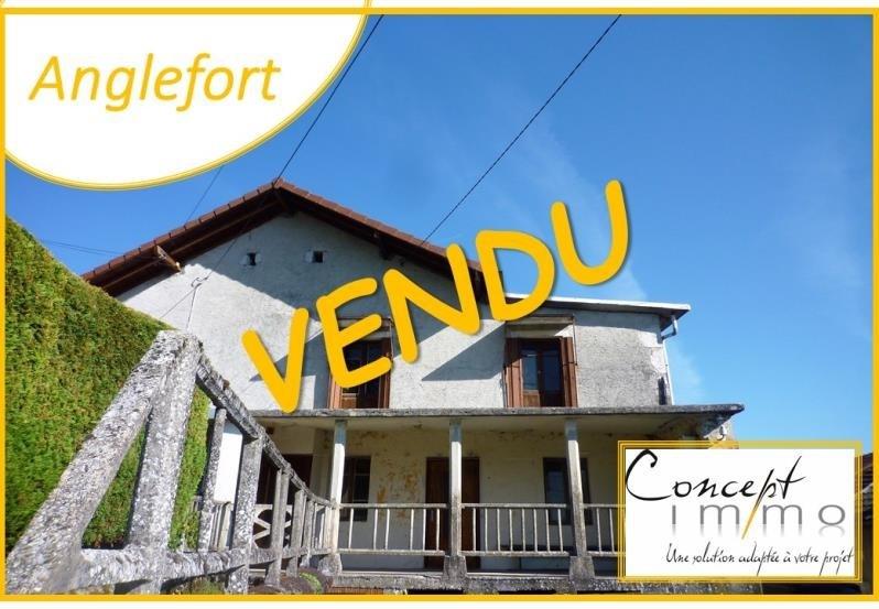 Vendita casa Culoz 65000€ - Fotografia 1