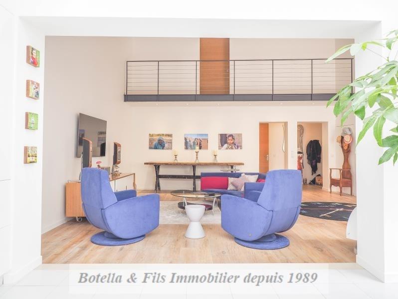 Venta de prestigio  apartamento Uzes 1250000€ - Fotografía 3