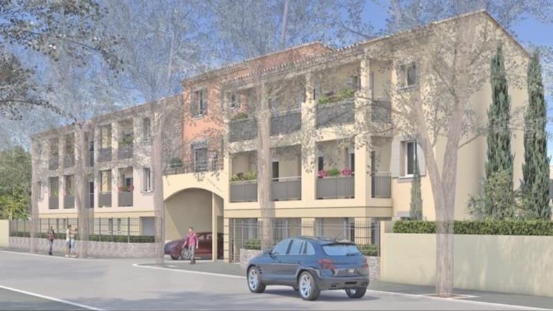 Sale apartment Pélissanne 259850€ - Picture 1