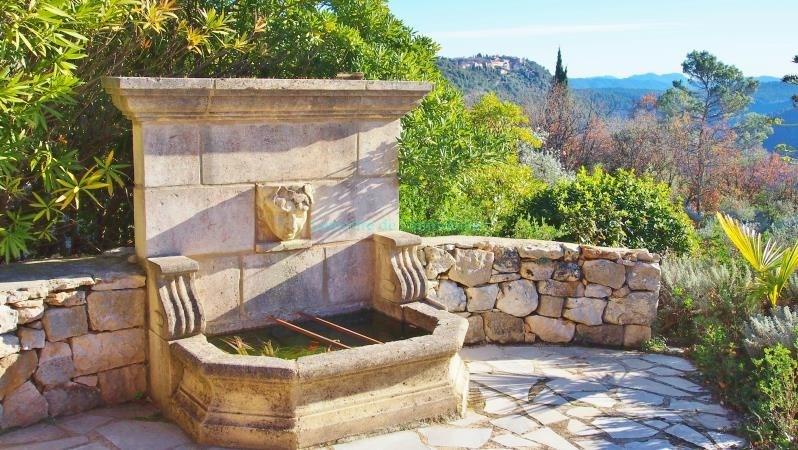 Vente de prestige maison / villa Saint cezaire sur siagne 790000€ - Photo 11