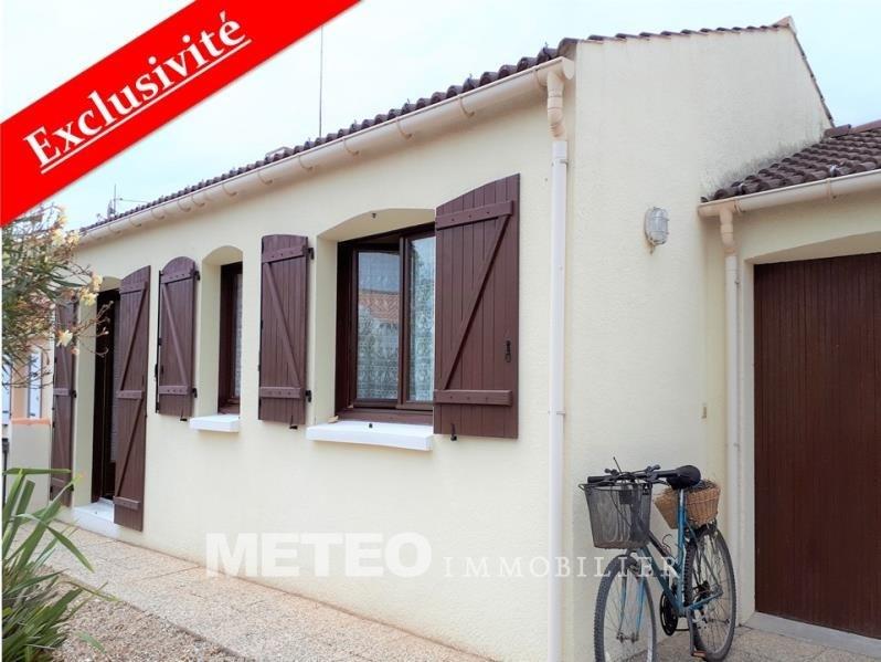Vente maison / villa Les sables d'olonne 223500€ - Photo 1