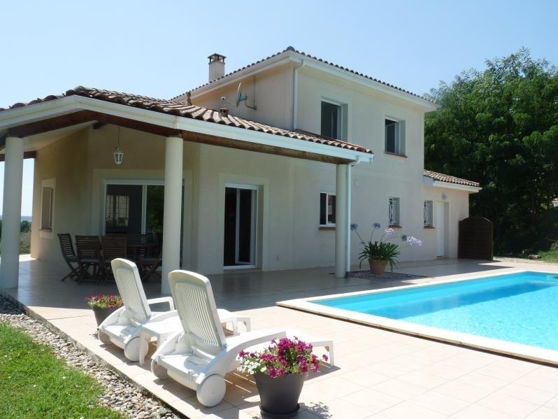 Sale house / villa St hilaire de lusignan 289000€ - Picture 1