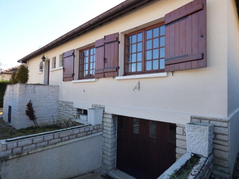 Sale house / villa Fontaine les dijon 266000€ - Picture 2