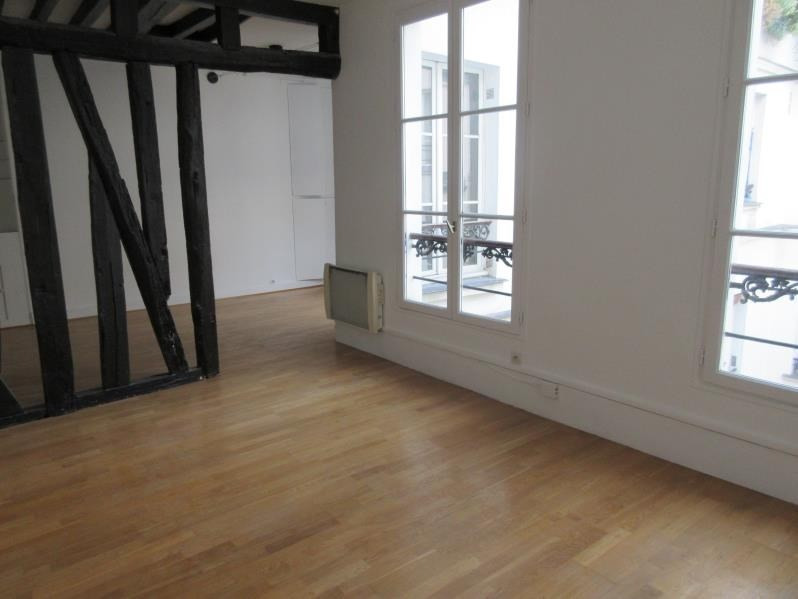 Sale apartment Paris 3ème 545 000€ - Picture 2